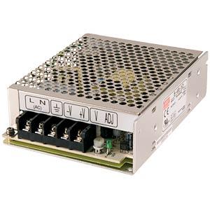 Schaltnetzteil, geschlossen, 5V / 8,0A / 40W MEANWELL S-40-05