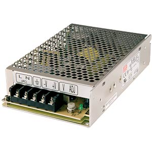 Switching power supply, closed, 5 V / 12.0 A / 60 W MEANWELL S-60-05