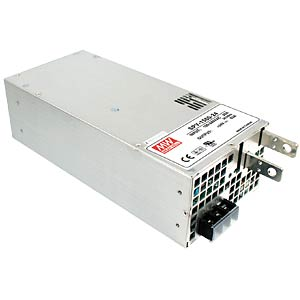 programmable power supply 24 V, 63 A MEANWELL SPV-1500-24