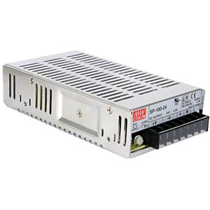Switching power supply, PFC, 101 W, 24 V/4.2 A MEANWELL SP-100-24