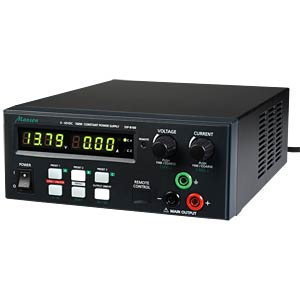 Laboratory power-supply unit, 160 W, 0–42 V, 0–10 A, USB MANSON SSP-8160