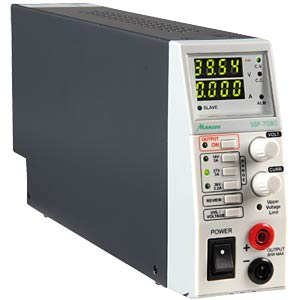 Laboratory compact power-supply unit, 0–36 V DC / 0–5 A DC MANSON SSP-7080