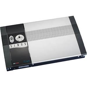 Sine wave inverter, 1200 W, 12 V, SW series IVT GMBH