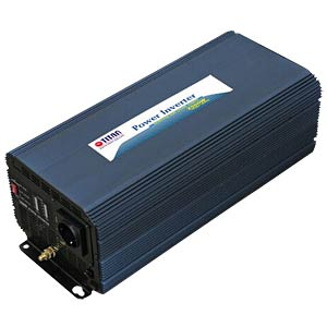 Power Inverter, mod. Sinus, 2500 W, 12 V TITAN HW-2500V6