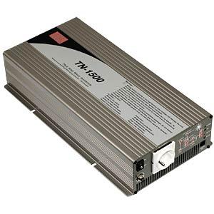DC/AC-Converter, 12 V/ 230 V, 1500 W MEANWELL TN-1500-212B