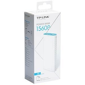 Powerbank, Li-Po, 15600 mAh, USB TP-LINK TL-PB15600
