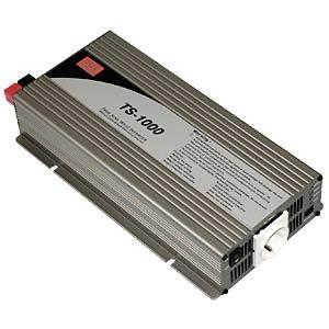 DC/AC-Converter, 24 V/ 230 V, 1000 W MEANWELL TS-1000-224B
