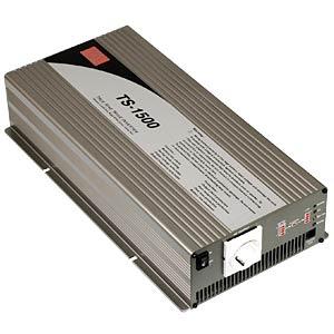 DC/AC-Wandler, 24 V/ 230 V, 1500 W MEANWELL TS-1500-224B