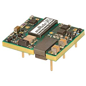 DC/DC converter UEI15 series 15W, 12V DC, Board, Single MURATA POWER SOLUTIONS UEI15-120-Q12P-C