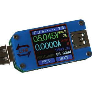 USB Messgerät UM25C JOY-IT JT UM25C