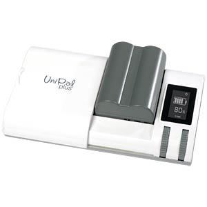 UniPal plus universal charger HÄHNEL 1000 380.0