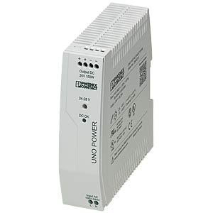 Voeding - UNO-PS, 6,25 A, 24 V DC, 150 W PHOENIX-CONTACT 2904376