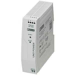 Stromversorgung - UNO-PS, 10 A, 24 V DC, 240 W PHOENIX-CONTACT 2904372