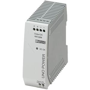 Power supply unit - UNO-PS, 1.25 A, 48 V DC, 60 W PHOENIX-CONTACT 2902995