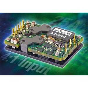 DC/DC Konverter UQQ-Serie 96W, 24V DC, Board, Single MURATA POWER SOLUTIONS UQQ-24/4-Q12PB-C