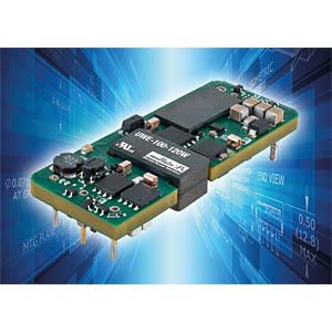 DC/DC converter UWE series, 72 W, 12 V DC, board, single MURATA POWER SOLUTIONS UWE-12/6-Q12P-C