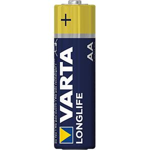 VARTA Longlife Extra, LR6, 4 st.-pak VARTA 4106