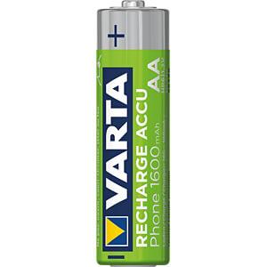 VARTA PhonePower Mignon batterij, 1600mAh, 2 st. VARTA 58399 201 402
