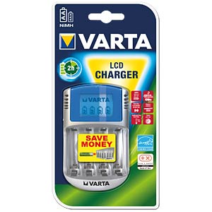 VARTA Power Play LCD-oplader VARTA 57070 201 401