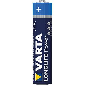 VARTA High Energy, alkaline-batterij, 8x Micro VARTA 4903121418