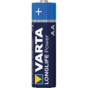 High Energy, Alkaline Batterie, AA (Mignon), 8er-Pack VARTA 4906121418