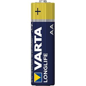 VARTA Longlife Extra, LR6, 8-pak VARTA 4106101328