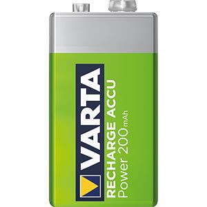 VARTA Ready-2-Use, 1x9V, 200mAh VARTA 56722 101 401