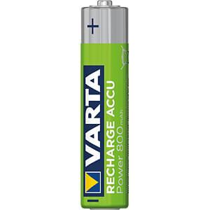 VARTA Ready-2-Use, 2xMicro, 800mAh VARTA 56703 101 402