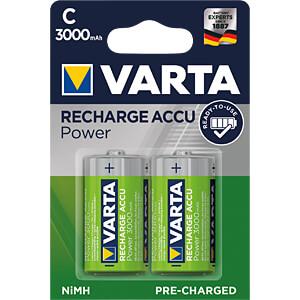 VARTA Ready-2-Use, 2xBaby, 3000mAh VARTA 56714 101 402