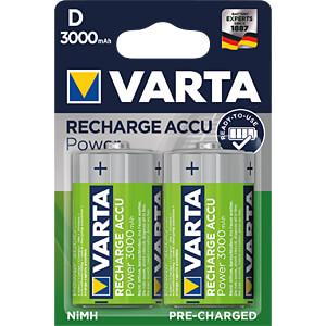 VARTA Ready-2-Use, 2xMono, 3000mAh VARTA 56720 101 402