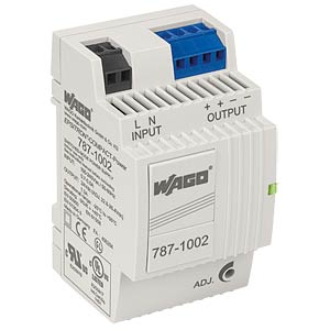 Primary clocked SV ECO/output DC 24 V/1.3 A WAGO 787-1002