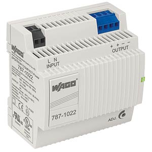 Primary clocked SV ECO/output DC 24 V/4 A WAGO 787-1022