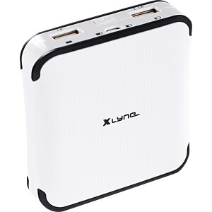 Power bank, Li-ion, 10,400mAh, USB XLYNE 92010