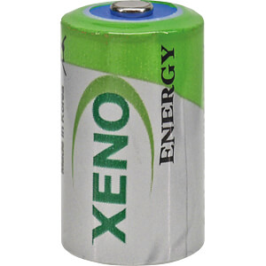 Lithium Batterie, 1/2 AA, 1200 mAh, 1er-Pack XENO XL-050F