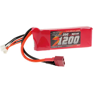 XCell LiPo Cracker 7,4V / 1200mAh XCELL 134441