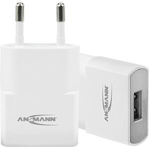 USB Ladegerät, 5 V, 1200 mA ANSMANN 1001-0030-1