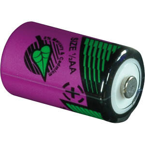 Lithium battery, 1/2 AA, 800 mAh, pack of one TADIRAN 1110550100