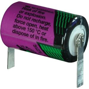 Lithium Batterie, 1/2AA, 800 mAh, U-Fahne, 1er-Pack TADIRAN 1110550200