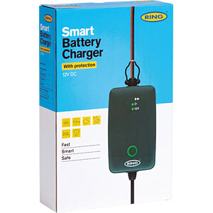 Automatik-Ladegerät, 12 V, SmartCharge, 4 A RING AUTOMOTIVE