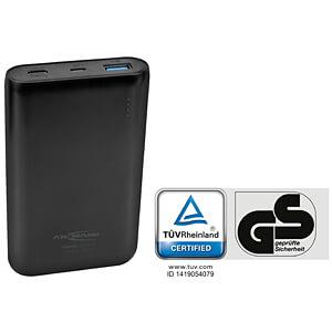 Powerbank, Li-Po, 10000 mAh, QC, USB-C ANSMANN 1700-0095