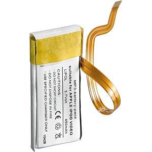 450mAh, Li-Pol, für iPod 5.Generation FREI
