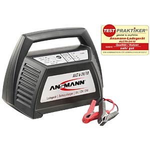 Lead-acid battery charger - ALCT 6-24/10 ANSMANN 1001-0014