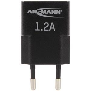 USB-Ladegerät, 5 V, 1200 mA ANSMANN 1001-0030