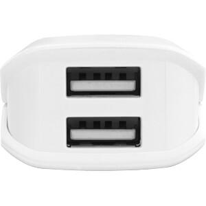USB-Ladegerät, 5 V, 2400 mA, 2 USB-Ports HYCELL 1001-0053