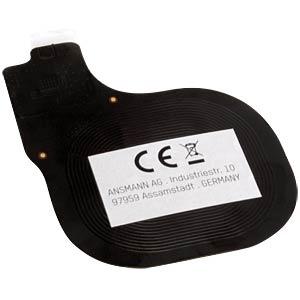 Qi-Receiver für Samsung Galaxy S4, 5 V, 0,6 A ANSMANN 1700-0032