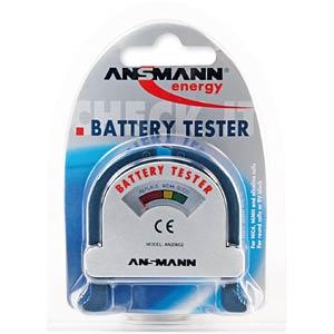 Kapazitäts-Testgerät im Taschenformat ANSMANN 4000001