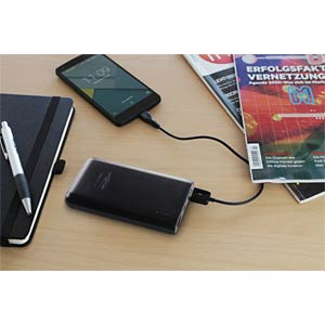 Ansmann Power Bank 10.800 mAh, 2x USB ANSMANN 1700-0067
