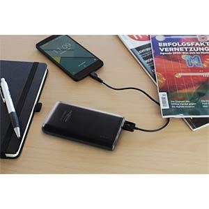 Ansmann-Powerbank 10.800 mAh, 2x USB ANSMANN 1700-0067