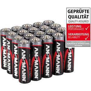 Red, Alkaline Batterie, AA (Mignon), 20er-Pack ANSMANN 5015548