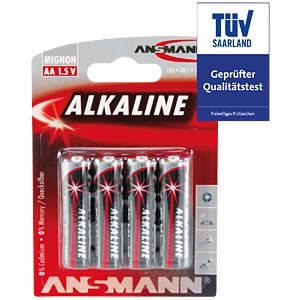 ANSMANN Red Mignon, 4er-Pack ANSMANN 5015563